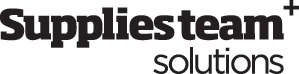 Supplies Team Solutions BW Logo